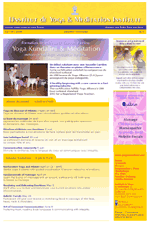 Yoga and Meditation Institute 1
